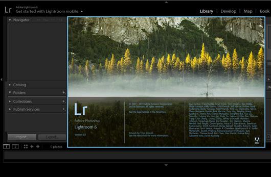 Obróbka zdjęć w Adobe Lightroom